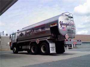Yeager's Fuel Delivery Options